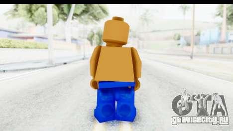 LEGO Carl Johnson для GTA San Andreas третий скриншот