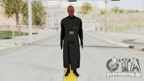 Captain America Super Soldier - Red Skull для GTA San Andreas второй скриншот