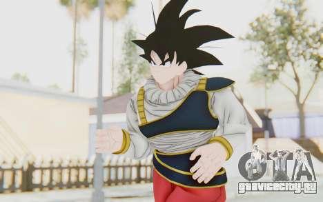 Dragon Ball Xenoverse Goku Yardrat Clothes для GTA San Andreas