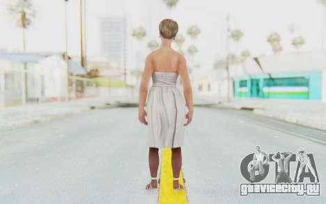 Mafia 2 - Gina для GTA San Andreas третий скриншот