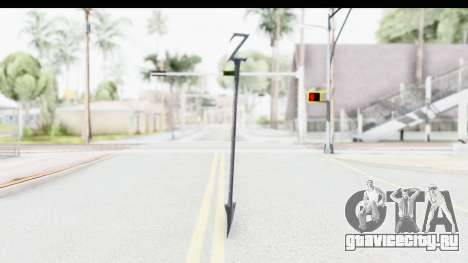 Lord Zedd Weapon для GTA San Andreas второй скриншот