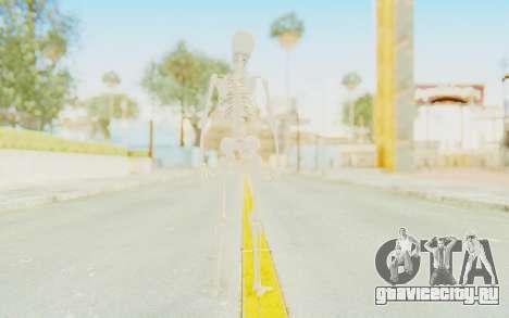 Skeleton для GTA San Andreas третий скриншот