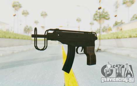 VZ-61 Skorpion Fold Stock для GTA San Andreas