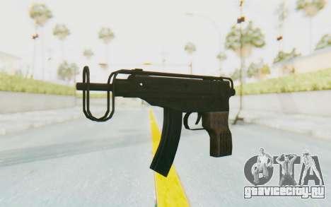 VZ-61 Skorpion Fold Stock для GTA San Andreas