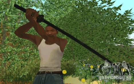 Sword of Blades для GTA San Andreas