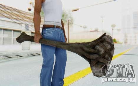 Giant Club from TES Skyrim для GTA San Andreas