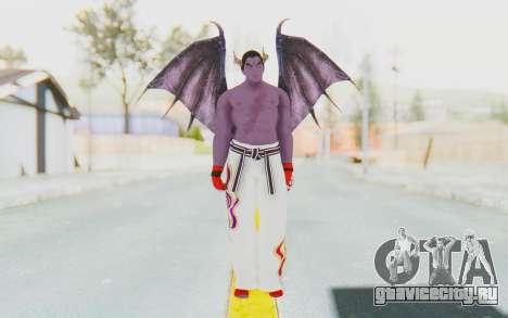 Devil Kazuya для GTA San Andreas второй скриншот
