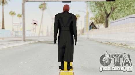 Captain America Super Soldier - Red Skull для GTA San Andreas третий скриншот