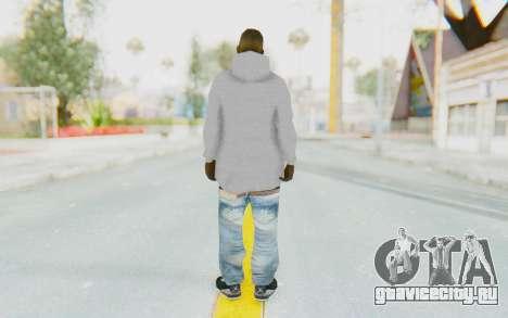Bmycr Skin для GTA San Andreas третий скриншот