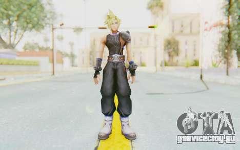 Final Fantasy - Cloud Deus для GTA San Andreas второй скриншот