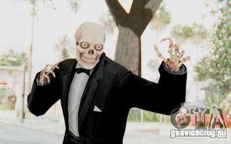 Skeleton in Tuxedo для GTA San Andreas