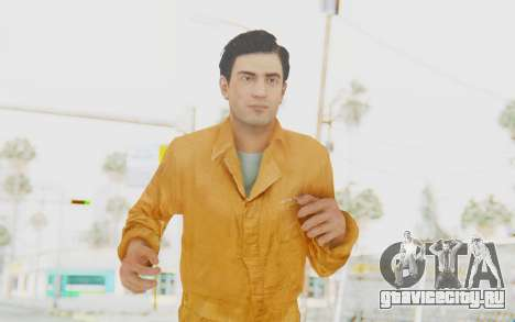 Mafia 2 - Vito Scaletta Robber для GTA San Andreas