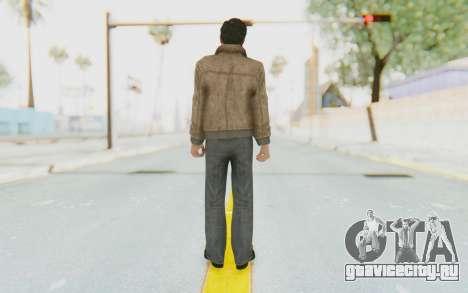 Mafia 2 - Vito Scaletta Main Outfit для GTA San Andreas третий скриншот