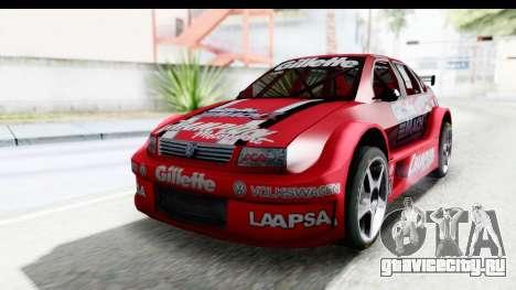 Volkswagen Polo TC2000 Temporada 2005(06) для GTA San Andreas