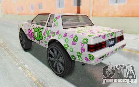 GTA 5 Willard Faction Custom Donk v3 для GTA San Andreas колёса