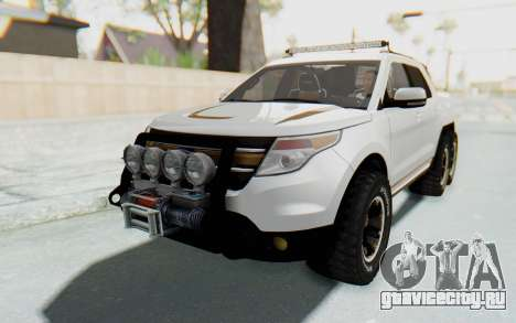 Ford Explorer Pickup для GTA San Andreas вид справа