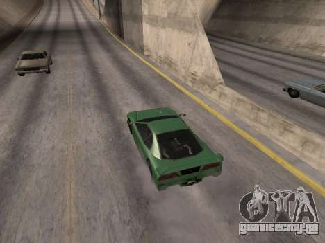 Напролом для GTA San Andreas третий скриншот
