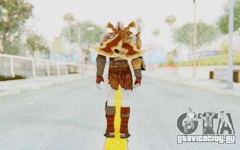 Kratos v2 для GTA San Andreas третий скриншот