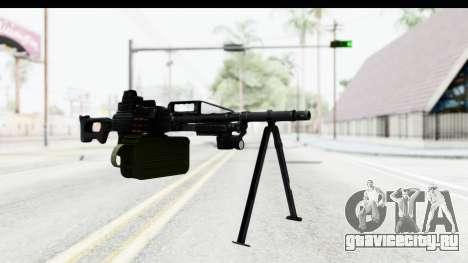 Kalashnikov PK (PKM) Holo для GTA San Andreas второй скриншот