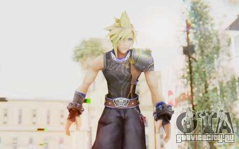 Final Fantasy - Cloud Deus для GTA San Andreas