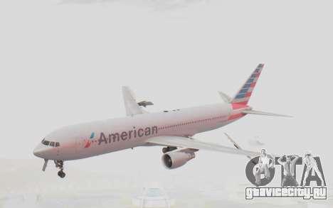 Boeing 767-300ER American Airlines для GTA San Andreas