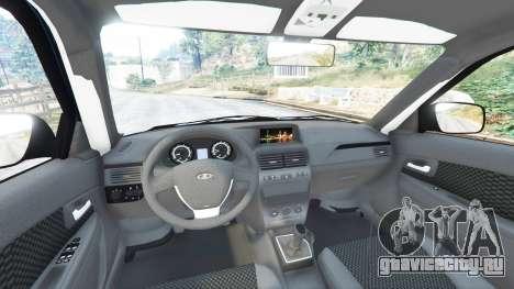 Lada Priora Sport Coupe v0.1 для GTA 5 вид спереди справа