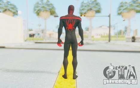 Miles Morales - Shatered Dimenshion для GTA San Andreas третий скриншот