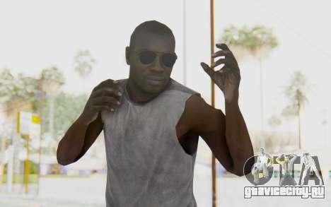 CoD MW3 Africa Militia v5 для GTA San Andreas