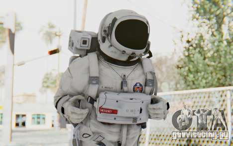 CoD Ghosts USA Spacesuit для GTA San Andreas