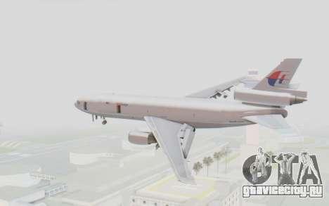 DC-10-30F MASkargo для GTA San Andreas вид справа