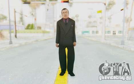 Mafia 2 - Wong для GTA San Andreas второй скриншот