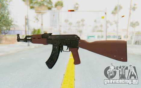 GTA 5 Shrewsbury Assault Rifle для GTA San Andreas третий скриншот