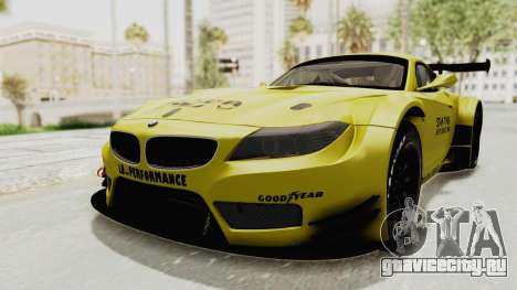 BMW Z4 Liberty Walk для GTA San Andreas