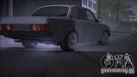 ГАЗ 31029 V8 для GTA San Andreas вид справа