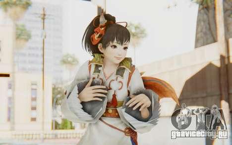 Toukiden: Kiwami - Hatsuho для GTA San Andreas