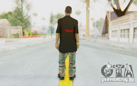 The King Skin для GTA San Andreas третий скриншот
