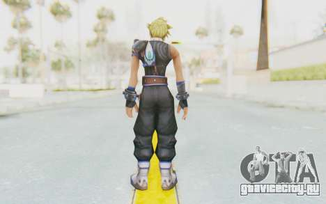 Final Fantasy - Cloud Deus для GTA San Andreas третий скриншот