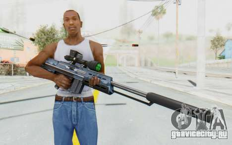 APB Reloaded - Agrotech DMR для GTA San Andreas третий скриншот