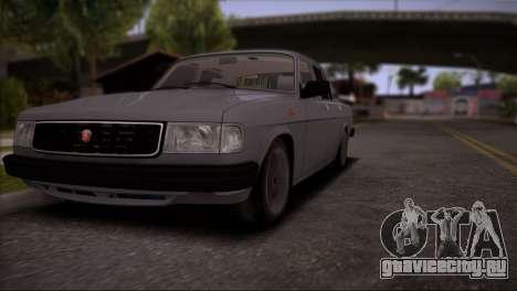 ГАЗ 31029 V8 для GTA San Andreas вид сбоку