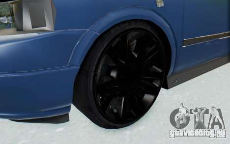 Opel Bertone для GTA San Andreas вид сзади