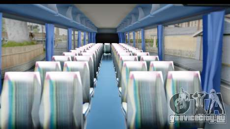 Neoplan Lasta Bus для GTA San Andreas вид сзади