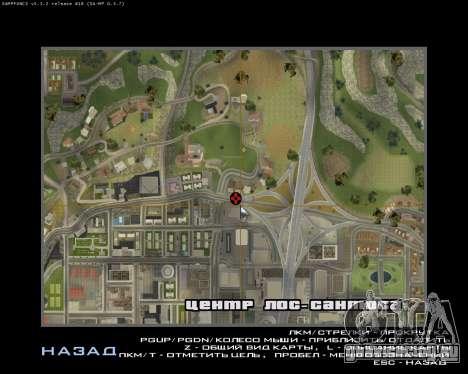 New Vinewood Armenia для GTA San Andreas шестой скриншот