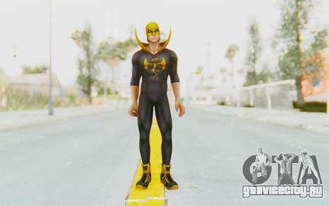 Marvel Future Fight - Iron Fist (ANAD) для GTA San Andreas второй скриншот