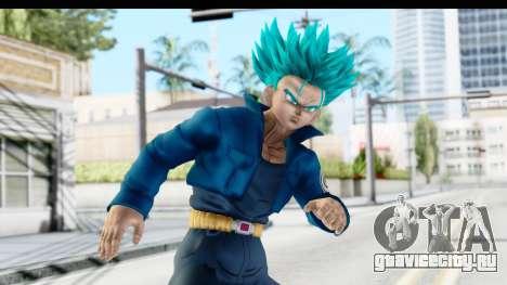 Dragon Ball Xenoverse Future Trunks SSGSS для GTA San Andreas