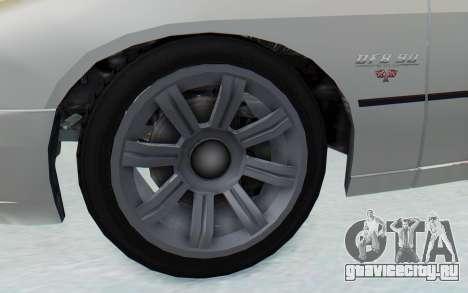 GTA 5 Imponte DF8-90 для GTA San Andreas вид сзади