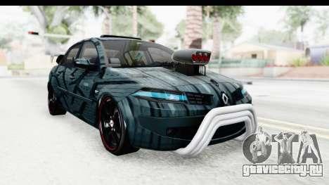 Renault Megane Sport для GTA San Andreas