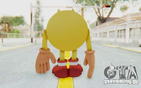 Pac-Man v2 для GTA San Andreas третий скриншот