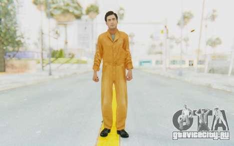 Mafia 2 - Vito Scaletta Robber для GTA San Andreas второй скриншот