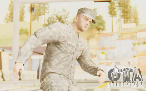 Military Casual Outfit для GTA San Andreas