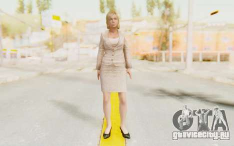 Dead Rising - Jessica McCartney для GTA San Andreas второй скриншот